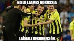 Enlace a No lo llames Borussia