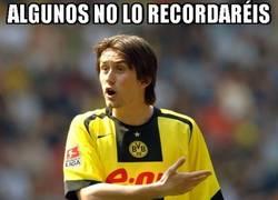 Enlace a Yo también lideré al Borussia