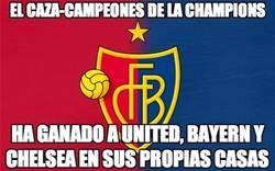 Enlace a El caza-campeones de la Champions