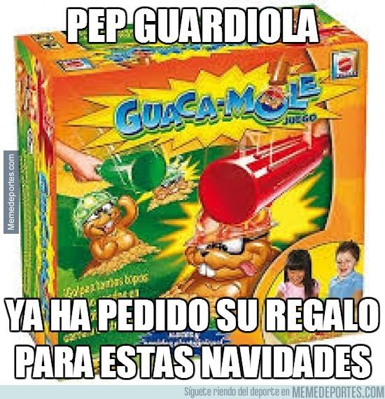 216922 - PEP GUARDIOLA