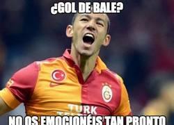 Enlace a ¿Gol de Bale?