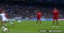 Enlace a GIF: Guarda esto en tu videoteca. Gol de Arbeloa en Champions