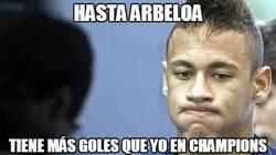 Enlace a Hasta Arbeloa tiene más goles que yo en Champions