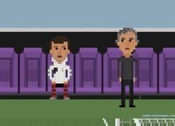 Enlace a Fútbol en 8 Bit, ¿Puedes reconocer todos los momentos? [Parte 2]