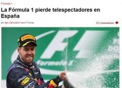 Enlace a La Fórmula 1 pierde telespectadores en España