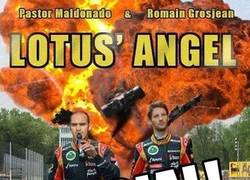 Enlace a Lotus' Angels, se avecina un buen espectáculo en Lotus