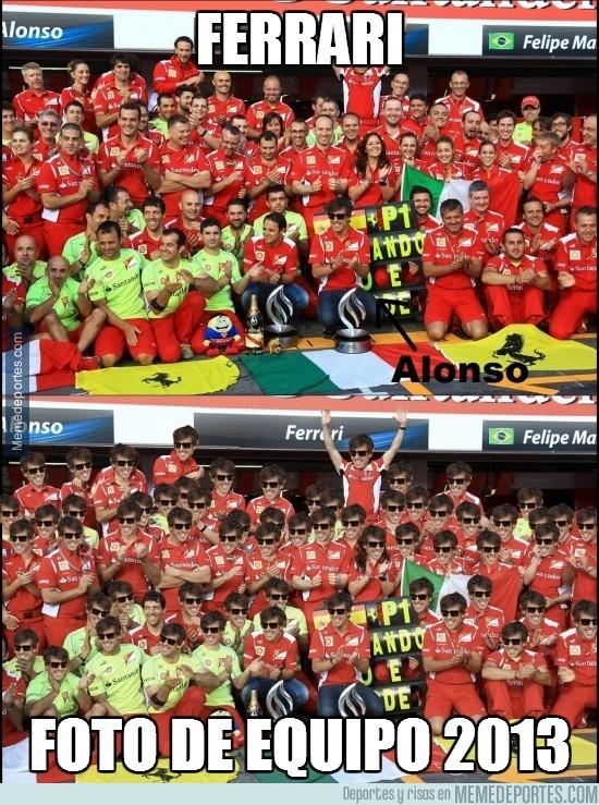 218185 - Foto de equipo Ferrari 2013