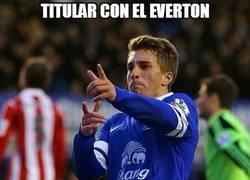 Enlace a Titular con el Everton