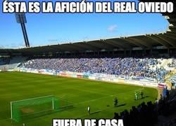 Enlace a Afición del Oviedo fuera de casa