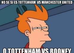 Enlace a Rooney otra vez saca la cara por el United