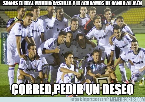 219447 - Somos el Real Madrid Castilla y le acabamos de ganar al Jaén