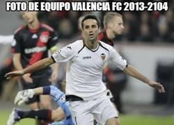 Enlace a Foto de equipo Valencia FC 2013-2104