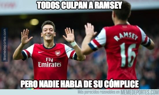 219511 - Todos culpan a Ramsey