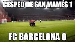 Enlace a Resumen de la Primera parte del Athletic - Barça