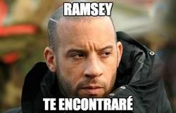 Enlace a Ramsey, te encontraré