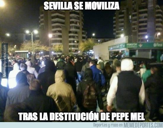 220218 - Béticos tras la destitución de Pepe Mel