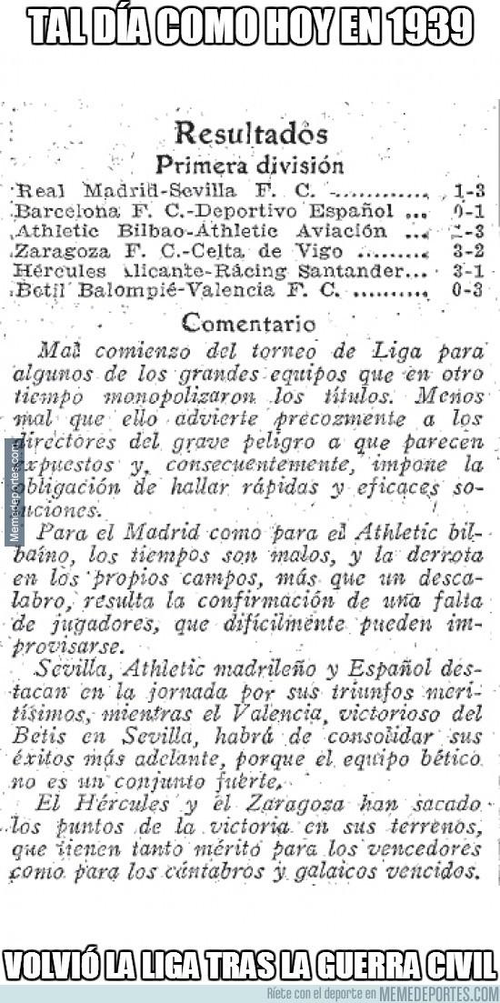 220514 - Tal día como hoy en 1939