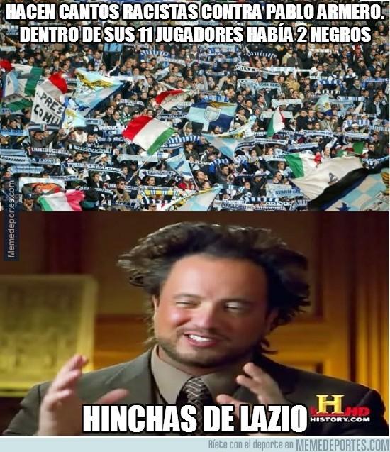 220540 - Hacen cantos racistas contra Pablo Armero