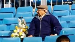 Enlace a Lleva a su hijo al Bernabéu a cada partido #respect