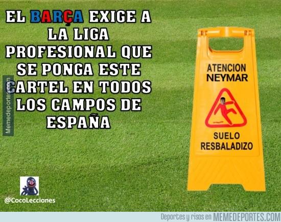 220749 - Petición del Barça por @CocoLecciones
