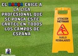 Enlace a Petición del Barça por @CocoLecciones