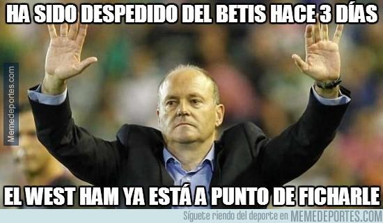 220926 - Ha sido despedido del Betis hace 3 días