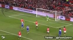 Enlace a GIF: ¿Será éste gol el que acabe con Moyes?