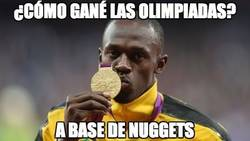 Enlace a ¿Cómo gané las Olimpiadas?