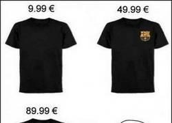 Enlace a Cómo nos toman el pelo con el precio de las camisetas de fútbol
