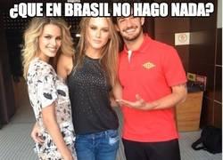 Enlace a ¿Que en Brasil no hago nada?