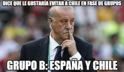 Enlace a Dice que le gustaría evitar a Chile en Fase de Grupos