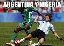 Enlace a Argentina y Nigeria, en el mismo grupo en 3 de los últimos 4 mundiales