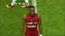 Enlace a Drogba recuerda a Madiba #respect