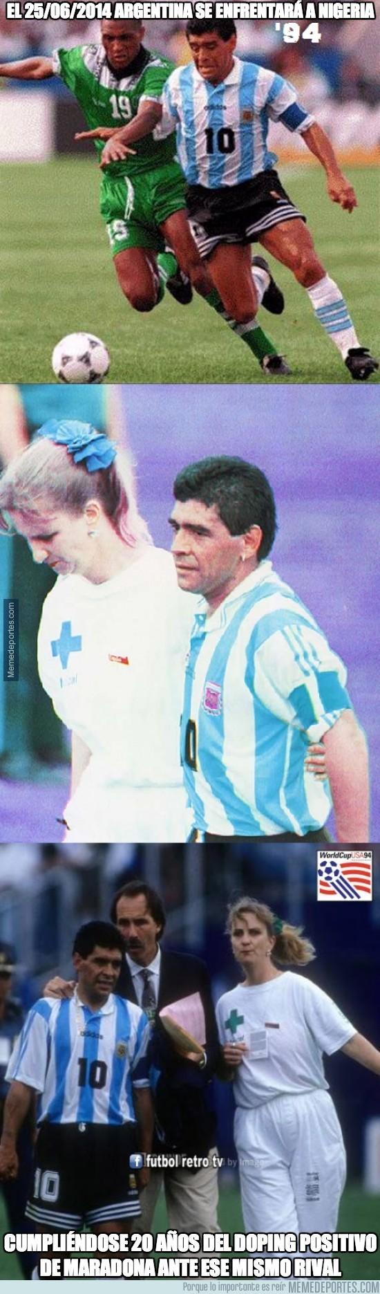 222846 - El 25/06/2014 Argentina se enfrentará a Nigeria