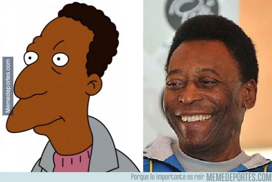 222853 - Carl y Pelé, parecidos razonables