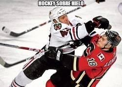 Enlace a Hockey sobre hielo