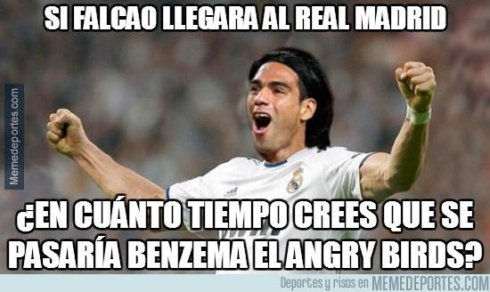 223062 - Si Falcao llegara al Real Madrid