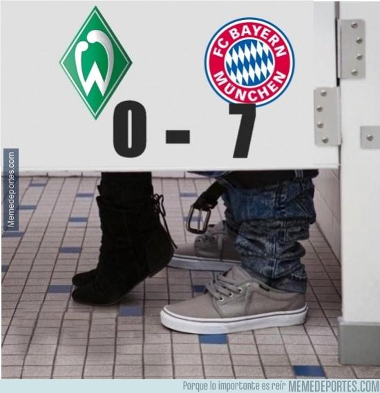 223137 - Werder Bremen-Bayern Munich, descripción gráfica