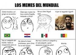 Enlace a Los memes del mundial
