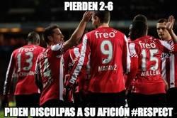 Enlace a El PSV pierde 2-6
