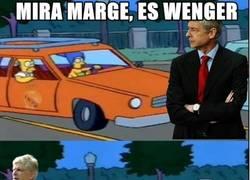 Enlace a Mira Marge, es Wenger