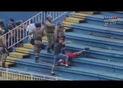 Enlace a VÍDEO: Vídeo de lo ocurrido en el Panaraense - Vasco da Gama. Lamentable