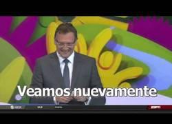 Enlace a VÍDEO: Vídeo que demuestra que hubo fraude en el sorteo de grupos del Mundial