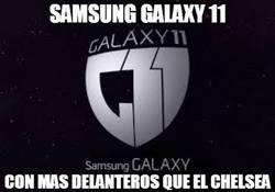 Enlace a Samsung Galaxy 11