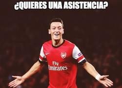 Enlace a ¿Existe mejor asistente que Özil?