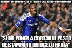 Enlace a Drogba y el Chelsea