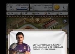 Enlace a Casillas filtrando hasta en videojuegos