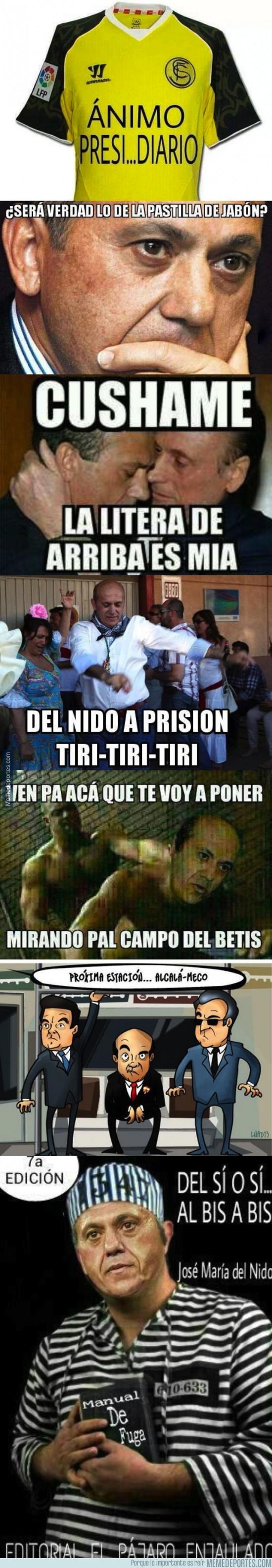 224795 - Los chistes de Del Nido antes de que entre en la cárcel