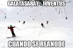Enlace a Reanudación del Galatasaray-Juventus