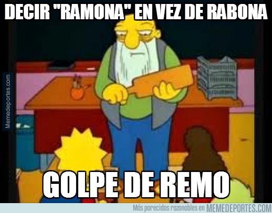 225340 - Decir Ramona